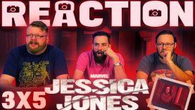 Jessica Jones 3×5 Reaction EARLY ACCESS