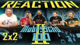 Mob Psycho 100 2×2 Reaction