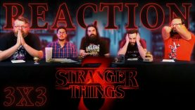 Stranger Things 3×3 Reaction EARLY ACCESS