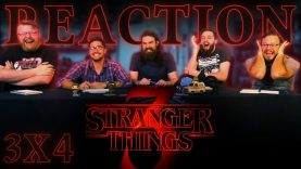Stranger Things 3×4 Reaction EARLY ACCESS