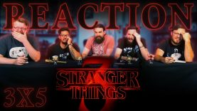 Stranger Things 3×5 Reaction EARLY ACCESS