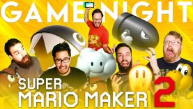 Super Mario Maker 2 Game Night EARLY ACCESS
