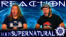 Supernatural 14×19 Reaction EARLY ACCESS