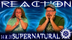 Supernatural 14×20 Reaction EARLY ACCESS