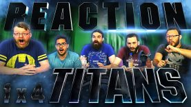 Titans 1×4 Reaction EARLY ACCESS