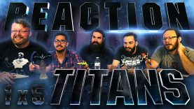 Titans 1×5 Reaction EARLY ACCESS