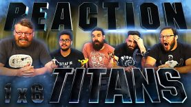 Titans 1×6 Reaction EARLY ACCESS