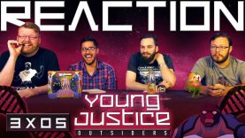 Young Justice 3×5 Reaction EARLY ACCESS