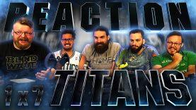 Titans 1×7 Thumbnail