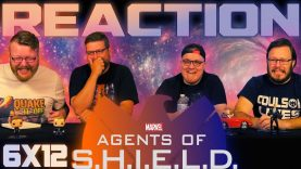 Agents of Shield 6×12 Reaction