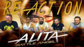 Alita: Battle Angel Movie Reaction EARLY ACCESS