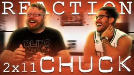 Chuck 2×11 Reaction EARLY ACCESS