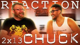 Chuck 2×13 Reaction EARLY ACCESS