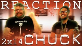 Chuck 2×14 Reaction EARLY ACCESS