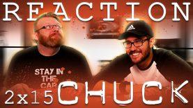 Chuck 2×15 Reaction EARLY ACCESS