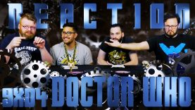 Doctor Who 9×4 Reaction EARLY ACCESS