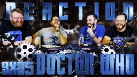 Doctor Who 9×5 Reaction EARLY ACCESS