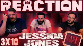 Jessica Jones 3×10 Reaction EARLY ACCESS