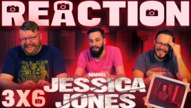 Jessica Jones 3×6 Reaction EARLY ACCESS