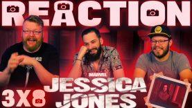 Jessica Jones 3×8 Reaction EARLY ACCESS