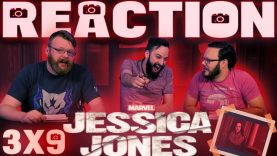 Jessica Jones 3×9 Reaction EARLY ACCESS