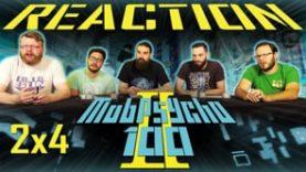Mob Psycho 100 2×4 Reaction