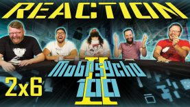 Mob Psycho 100 2×6 Reaction EARLY ACCESS