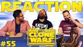 Star Wars: The Clone Wars #55 Reaction EARLY ACCESS