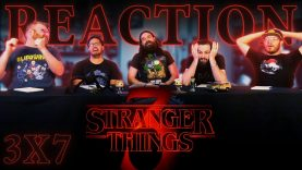 Stranger Things 3×7 Reaction EARLY ACCESS
