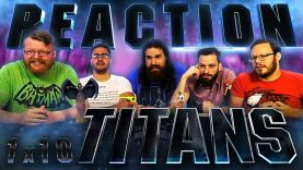 Titans 1×10 Reaction EARLY ACCESS