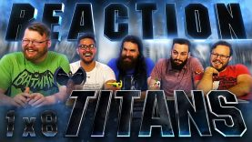 Titans 1×8 Reaction EARLY ACCESS