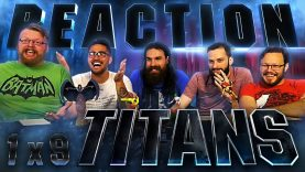 Titans 1×9 Reaction EARLY ACCESS
