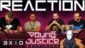 Young Justice 3×10 Reaction EARLY ACCESS