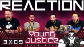 Young Justice 3×9 Reaction EARLY ACCESS