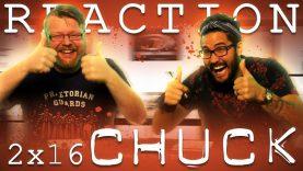 Chuck 2×16 Reaction EARLY ACCESS