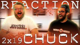 Chuck 2×19 Reaction EARLY ACCESS
