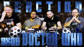 Doctor Who 9×8 Reaction EARLY ACCESS