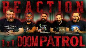 Doom Patrol 1×1 Reaction EARLY ACCESS