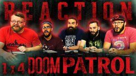 Doom Patrol 1×4 Reaction EARLY ACCESS