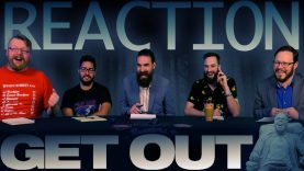 Get Out Movie Reaction EARLY ACCESS