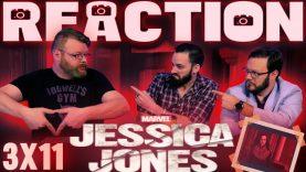 Jessica Jones 3×11 Reaction EARLY ACCESS