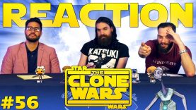 Star Wars: The Clone Wars #56 Reaction EARLY ACCESS