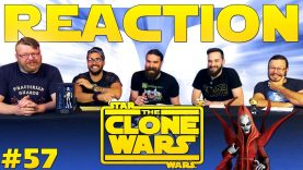 Star Wars: The Clone Wars #57 Reaction EARLY ACCESS
