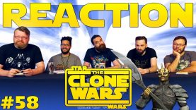 Star Wars: The Clone Wars #58 Reaction EARLY ACCESS