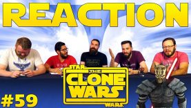 Star Wars: The Clone Wars #59 Reaction EARLY ACCESS