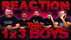 The Boys 1×3 Reaction EARLY ACCESS