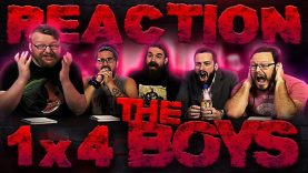 The Boys 1×4 Reaction EARLY ACCESS