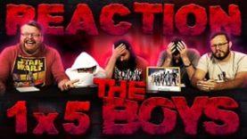 The Boys 1×5 Reaction EARLY ACCESS