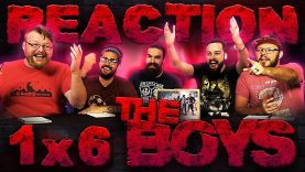 The Boys 1×6 Reaction EARLY ACCESS