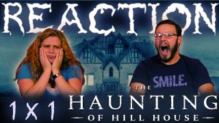 The Haunting of Hill House 1×1 Reaction
